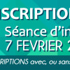 INFORMATIONS INSCRIPTIONS 2017-2018